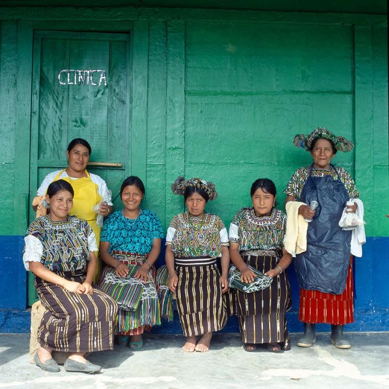Midwives - Guatemala, Irish Times